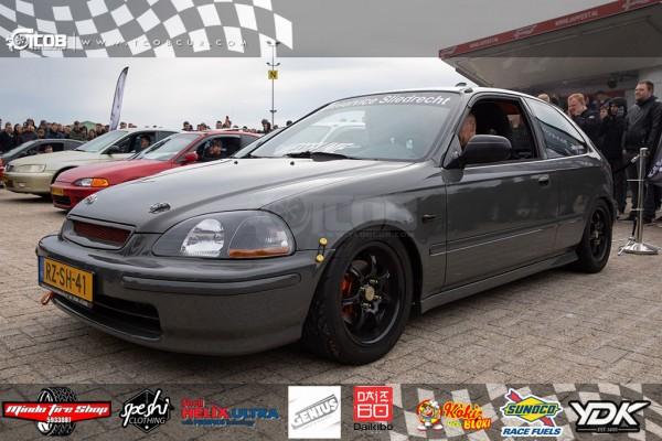 Wesley Bentlage Honda Civic