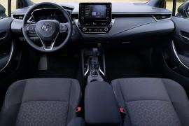 Interior color: Black Fabric interior with silver trims